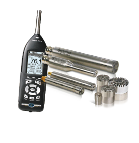 microphones de mesure et sonomètres